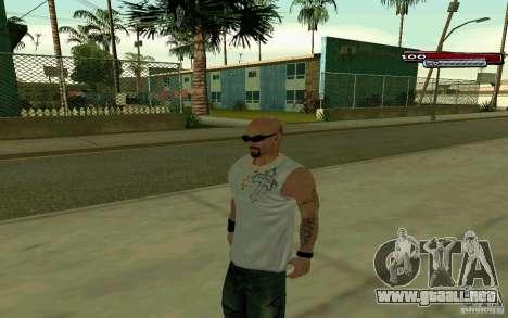Mexican Drug Dealer para GTA San Andreas