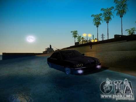 ENBSeries by Avi VlaD1k v3 para GTA San Andreas sucesivamente de pantalla