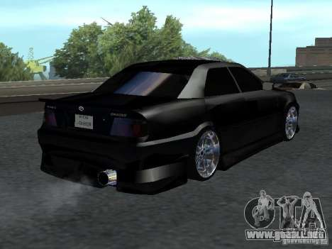 Toyota Chaser JZX 100 Tunable para GTA San Andreas left