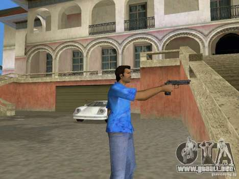 New Reality Gameplay para GTA Vice City quinta pantalla
