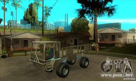 Fast Five Sand King para GTA San Andreas