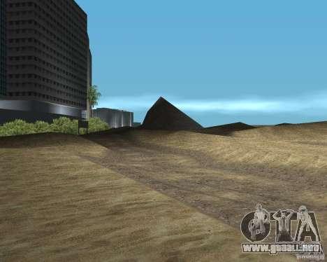 Nuevas texturas VC GTA United para GTA San Andreas sucesivamente de pantalla