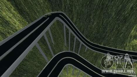 MG Downhill Map V1.0 [Beta] para GTA 4 adelante de pantalla