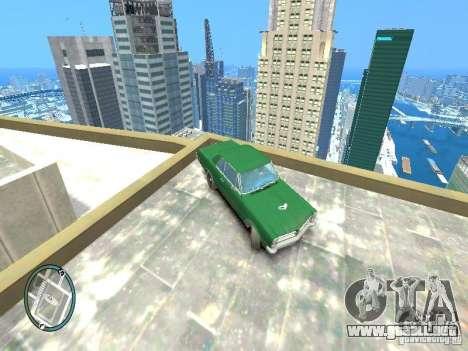 1965 Pontiac GTO para GTA 4 visión correcta