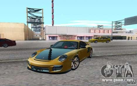 Advanced Graphic Mod 1.0 para GTA San Andreas sucesivamente de pantalla