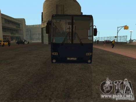LIAZ-5256 Golaz 2007 para GTA San Andreas