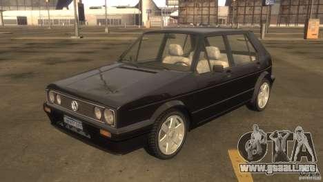 Volkswagen Golf para GTA 4