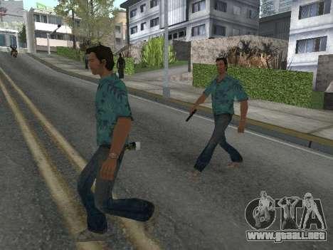 Nuevos aspectos Grove Street para GTA San Andreas
