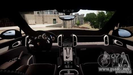 Porsche Cayenne Turbo 2012 para GTA 4