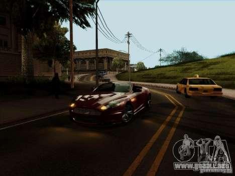 ENBSeries para GTA San Andreas tercera pantalla