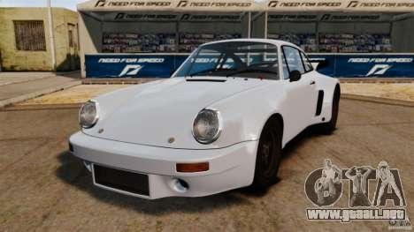 Porsche 911 Carrera RSR 3.0 Coupe 1974 para GTA 4