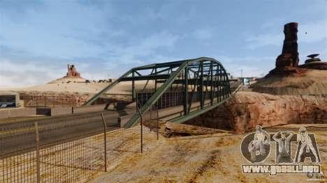Ambush Canyon para GTA 4 segundos de pantalla