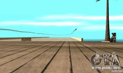 Dan Island v1.0 para GTA San Andreas sexta pantalla