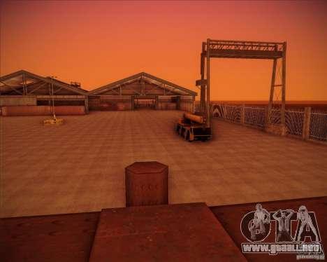 Portland para GTA San Andreas