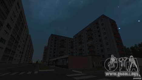 Arzamas beta 2 para GTA San Andreas novena de pantalla