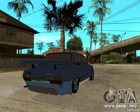 Dacia 1310 tuning para GTA San Andreas vista posterior izquierda