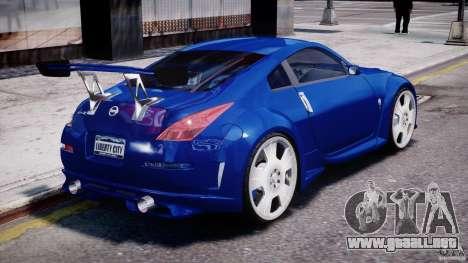 Nissan 350Z Veilside Tuning para GTA motor 4