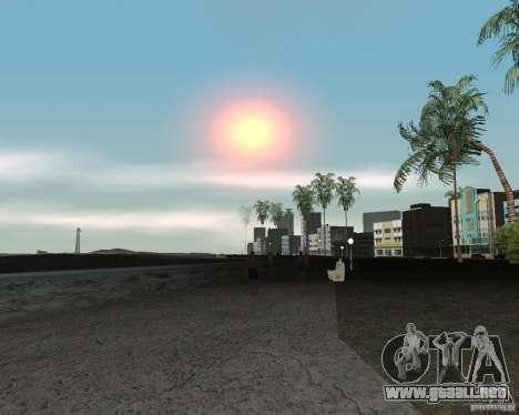 Nuevas texturas VC GTA United para GTA San Andreas segunda pantalla