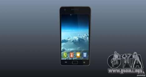 Samsung Galaxy S2 para GTA 4