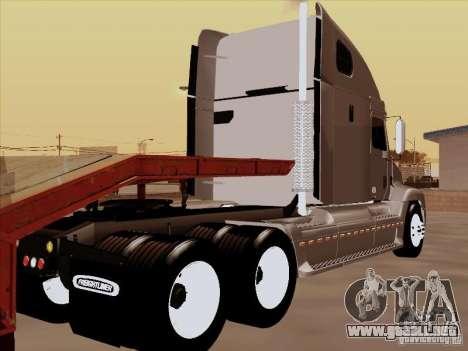 Freightliner Century ST para la visión correcta GTA San Andreas