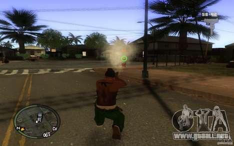 Vista v1 para GTA San Andreas segunda pantalla