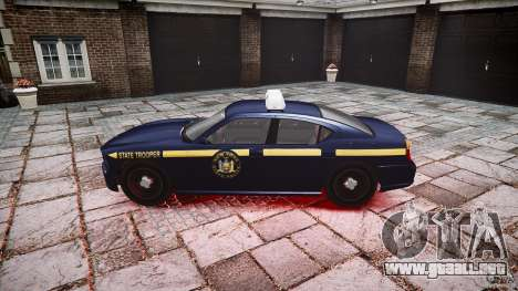 New York State Police Buffalo para GTA 4 left
