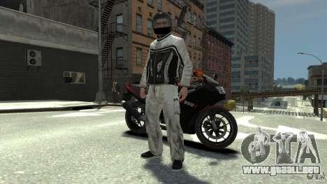 BIKER BOYZ Clothes and HELMET Version 1.1 para GTA 4 segundos de pantalla