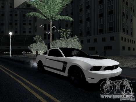 ENBSeries by Shake para GTA San Andreas tercera pantalla