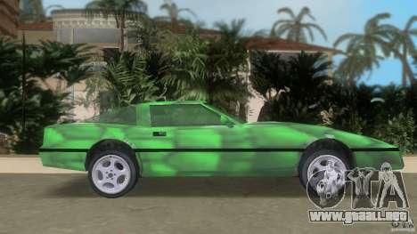 Reptilien banshee para GTA Vice City left