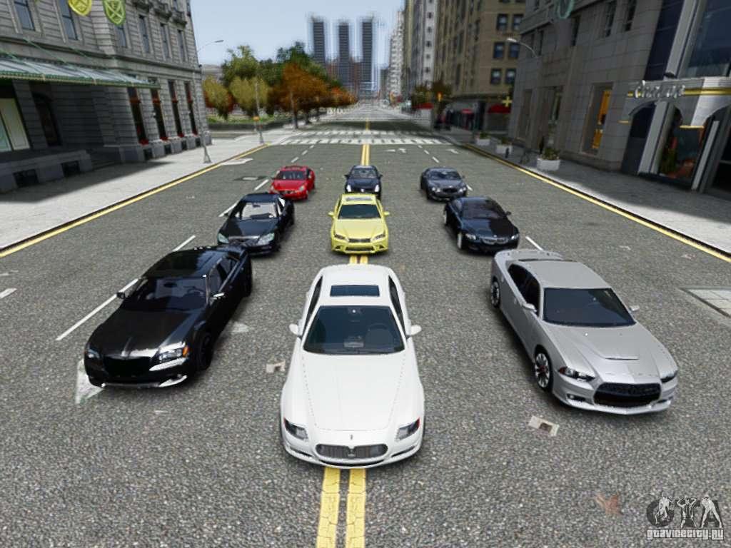 Gta iv car mod pack download