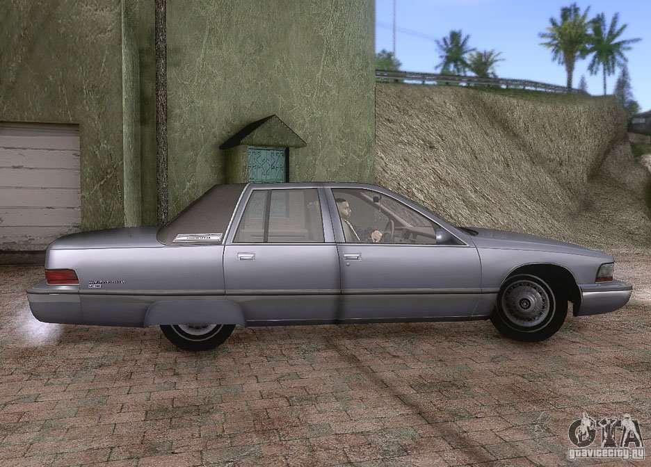 grande coche san andreas: