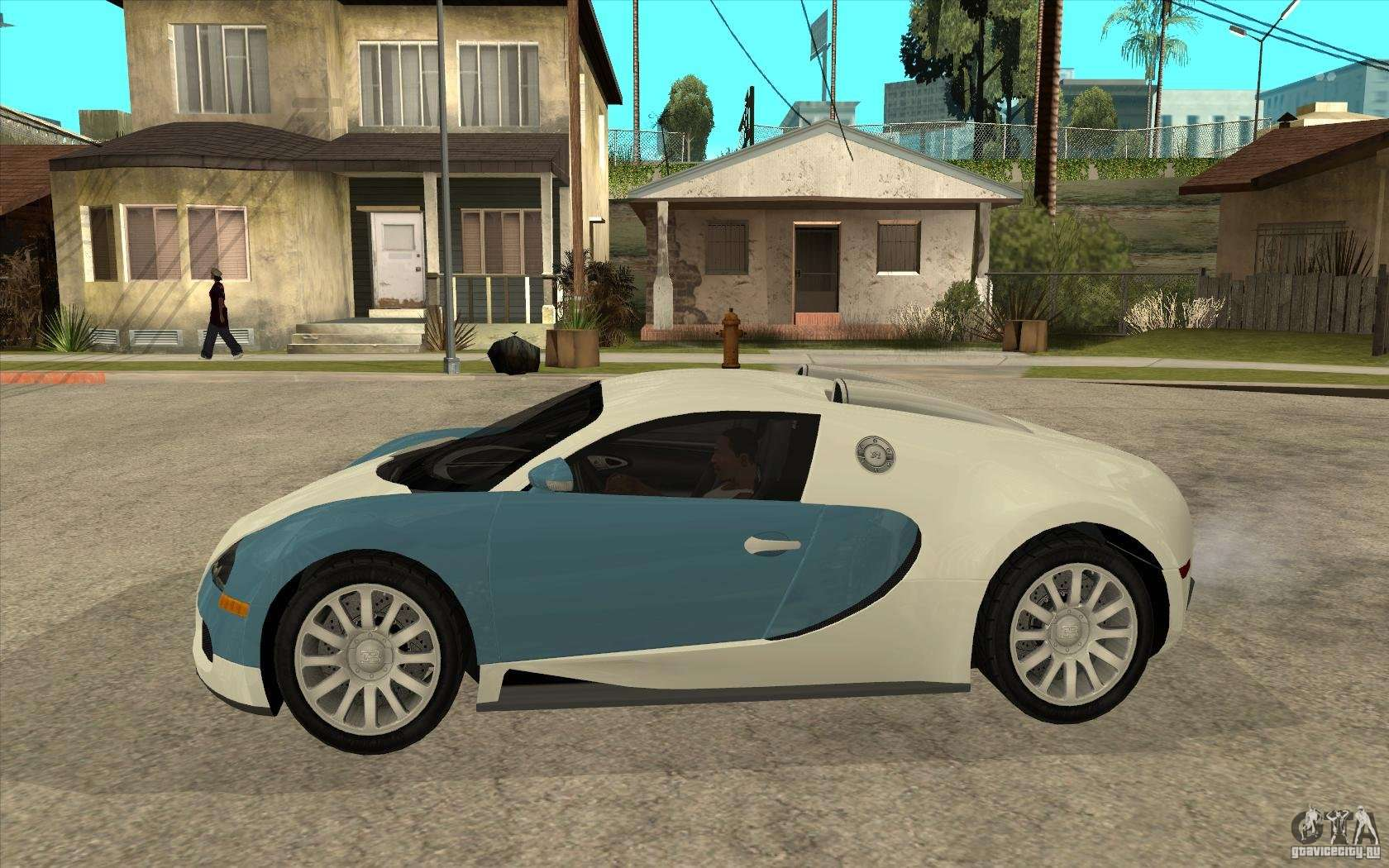 bugatti veyron final para gta san andreas. Black Bedroom Furniture Sets. Home Design Ideas