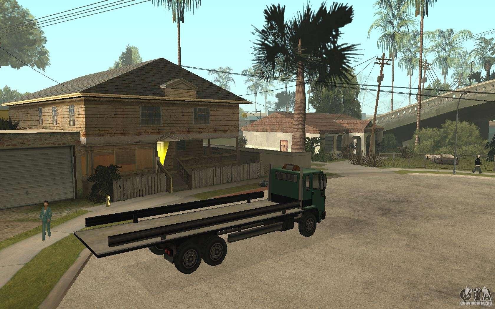 Descargar Camiones Trailers Para Gta San Andreas Flatland Trailer