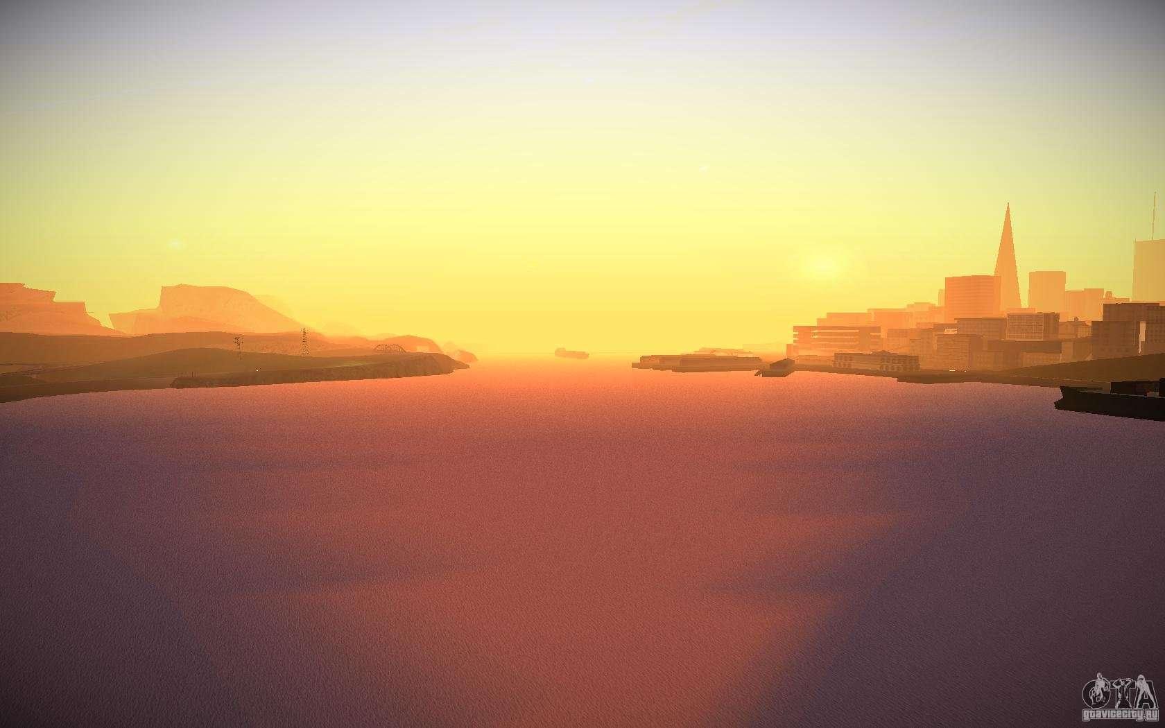 Hd Water V4 Final Para Gta San Andreas