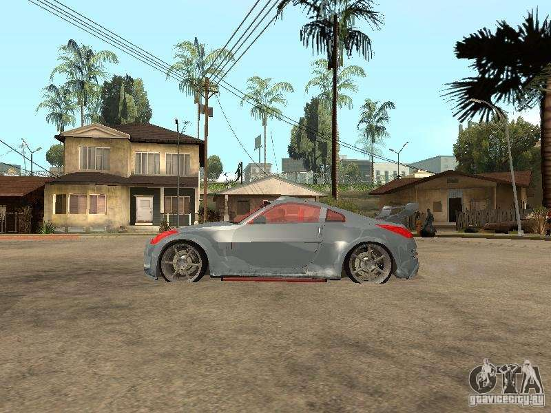 Gta 5 Nissan 350z Nissan 350z Virgo Para Gta