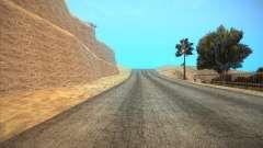 Desert HQ para GTA San Andreas