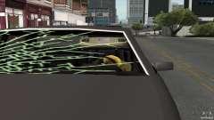 Muerte en el coche para GTA San Andreas