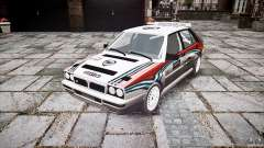Lancia Delta Integrale Martini 1992 para GTA 4