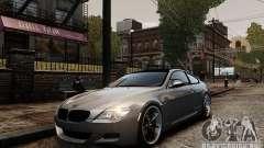 BMW M6 Coupe E63 2010