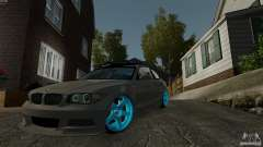 BMW 135i HellaFush