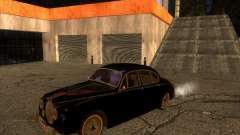 Jaguar MK2 1959-1967 para GTA San Andreas