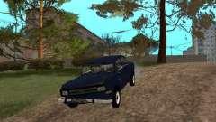 Moskvich andrajosos para GTA San Andreas