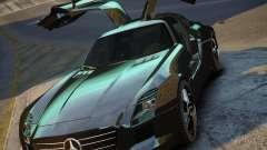Mercedes SLS Extreme para GTA 4