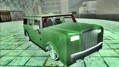 Hummer H2 Phantom para GTA San Andreas