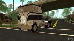 Peterbilt 362 Cabover para GTA San Andreas