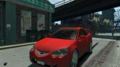 Acura RSX para GTA 4