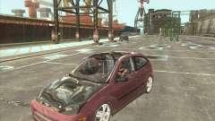 Ford Focus SVT para GTA San Andreas