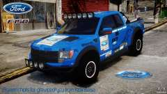 Ford F150 Racing Raptor XT 2011 para GTA 4