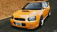 Subaru Impreza WRX STI 2005 para GTA 4