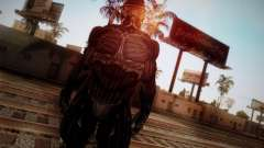 Crysis 2 Nano-Suit HD para GTA San Andreas